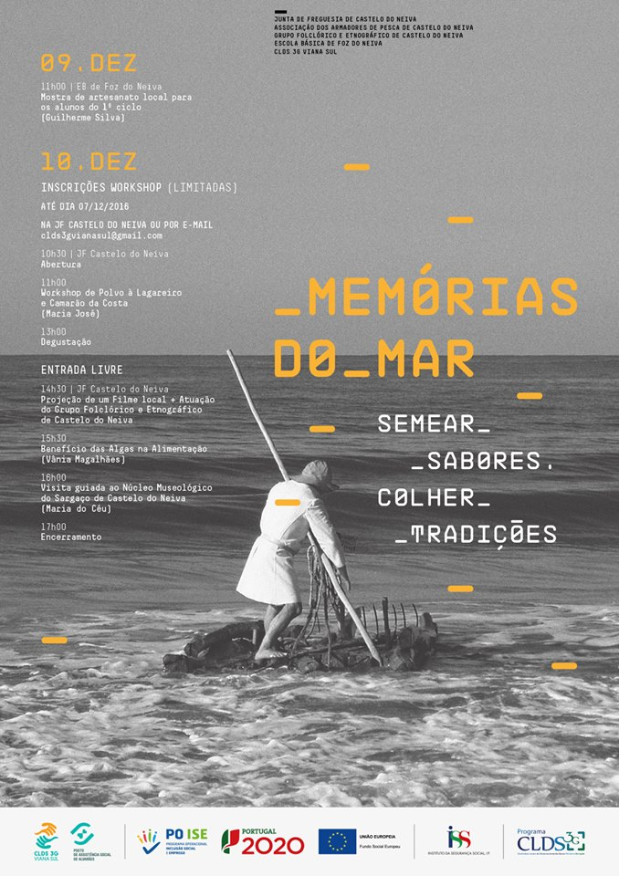 memórias do mar